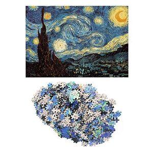 Londji - Starry night - Van Gogh Puzzle 1000pcs