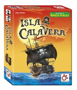 Mercurio - Isla Calavera