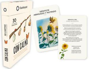 CON CALMA (CARTAS)