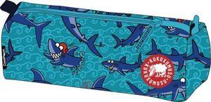 Portatodo redondo tiburones solar