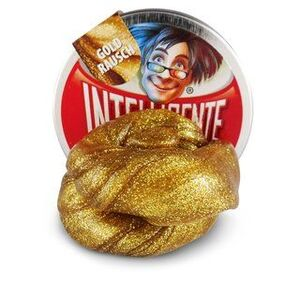 Plastilina Inteligente Oro Brillante (metalizado)