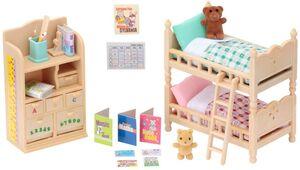 Sylvanian - Muebles habitación niños