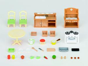 Sylvanian - Set comedor (set muebles)