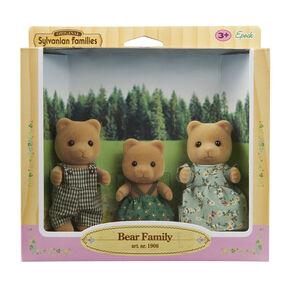 Sylvanian - Familia 3 osos