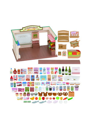 Sylvanian - Supermercado
