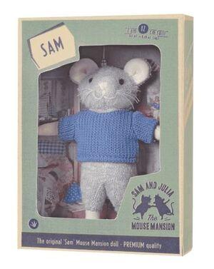 Ratón Sam Casa de los ratones