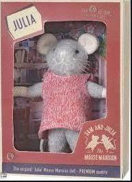 Ratón Julia Casa de los Ratones