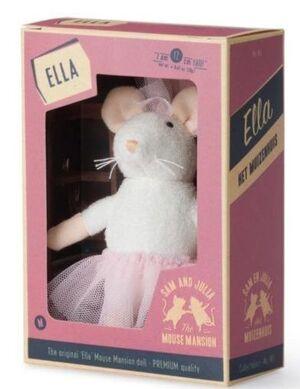 Ratolina Ella bailarina casa de los ratones