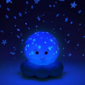 Pulpo azul Twinkles