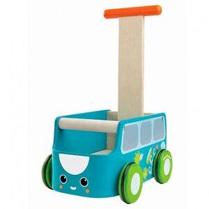 Plan toys - Furgo caminador azul