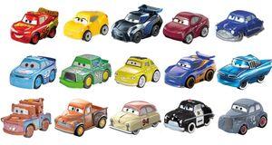 Mini racers cars