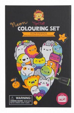 Color Neon Set / Glow friends