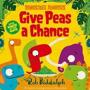 Dinosaur Junior. Give Peas a Chance : 2