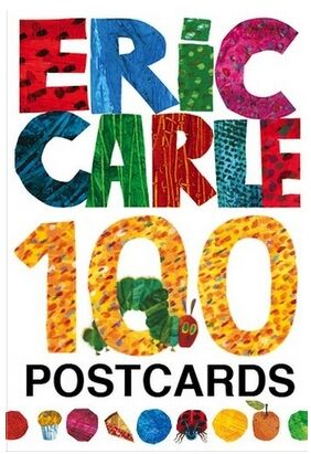 Eric Carle Postcards