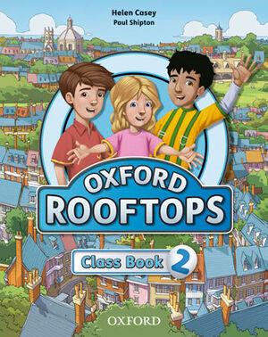 Rooftops 2: Class Book