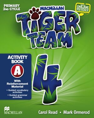 TIGER 4 Act A Pack