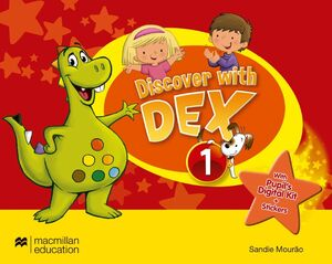DISCOVER WITH DEX 1 PB PACK