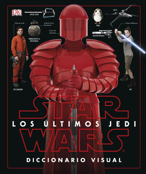 Star Wars Los últimos Jedi. Diccionario Visual