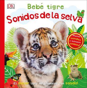 Bebé tigre: Sonidos de la selva
