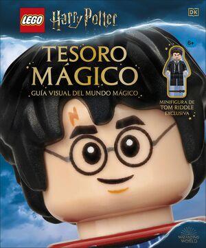 TESORO MAGICO:HARRY POTTER.(GUIA VISUAL MUNDO MAGI