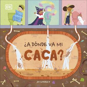 ¿A DONDE VA MI CACA?.(INFANTIL)