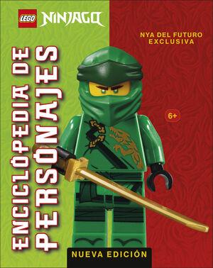 LEGO® NINJAGO®. Enciclopedia de personajes (nueva edición)
