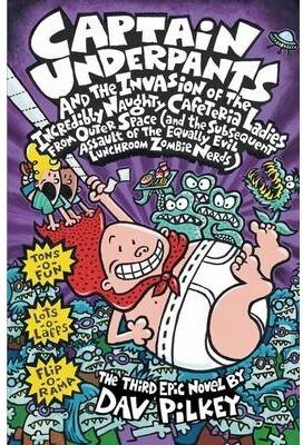 CAPTAIN UNDERPANTS INVASION INCREDIBLY