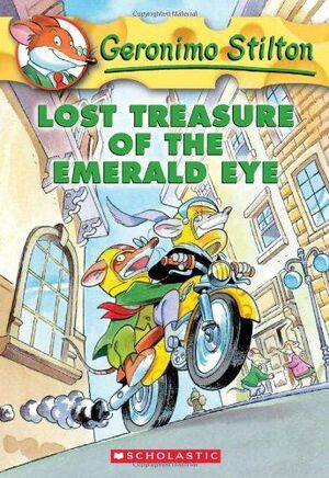 GS 01 Lost Treasure of the Emerald Eye