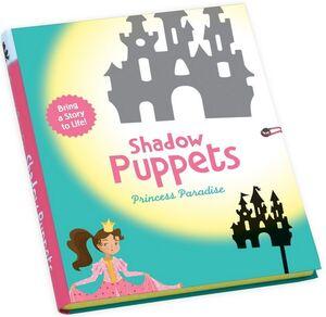 Mudpuppy - Marionetas sombras Princesas