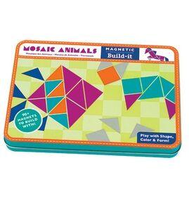 Silenole - Caja magnética tangram animales