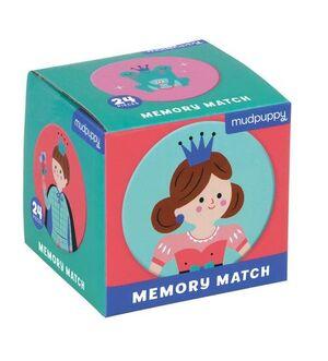 Mudpuppy - Mini memory Princesa encantada
