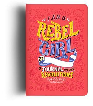 I am rebel girl journal