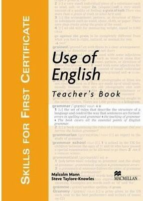 Skills for first certificate Use of English Teacher's Book