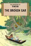 TINTIN THE BROKEN EAR