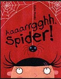 AAAAARGHH! SPIDER!