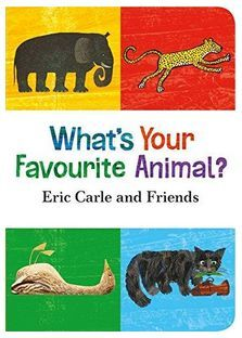 WHAT'S YOUR FAVOURITE ANIMAL