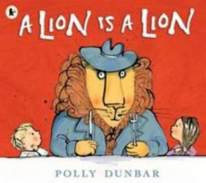 A lion is lion