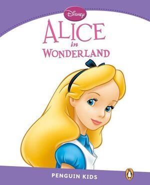 Penguin Kids 5 Alice in Wonderland Reader