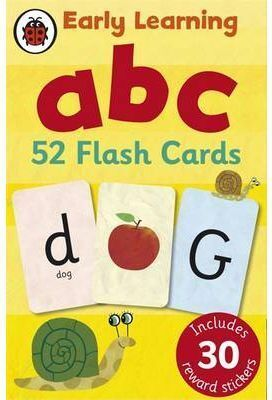 Early Learning ABC flash cards