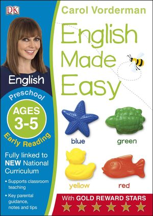 English Made Easy Preschool Early Reading Ages 3-5 : Ages 3-5 preschool