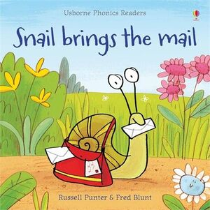 Snail bring the Mail