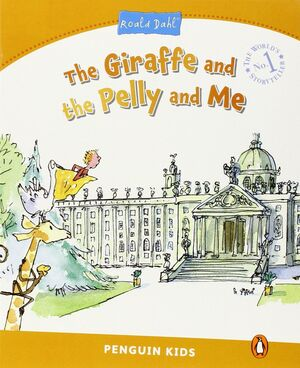GIRAFFE AND THE PELLY, THE (DAHL) - READER