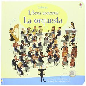 Mi primer libro de la orquesta
