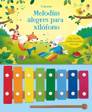 Mi primer libro con xilófono