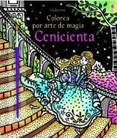 CENICIENTA PINTURA MAGICA