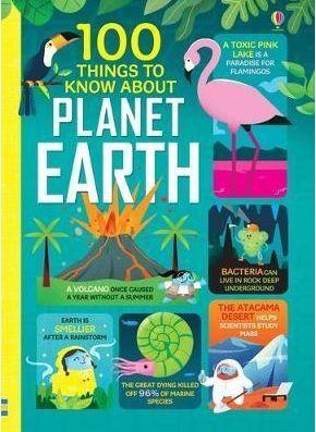 100 THINGS PLANET EARTH