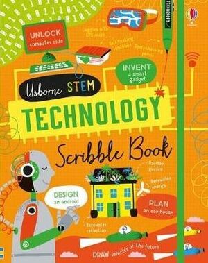 TECHNOLOGY SCRIBBLE