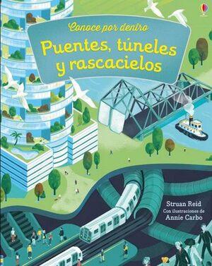 PUENTES TUNELES Y RASCACIELOS