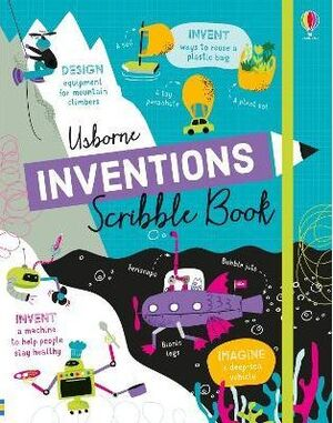 INVENTIONS SCRIBBLE