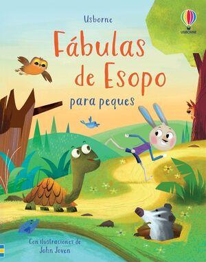 FABULAS DE ESOPO PARA PEQUES